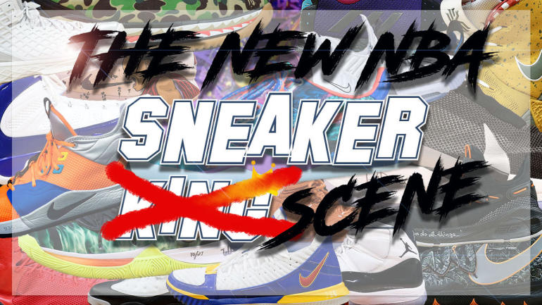 6a78a5036bea Q A  Expert commentary on new NBA sneaker scene