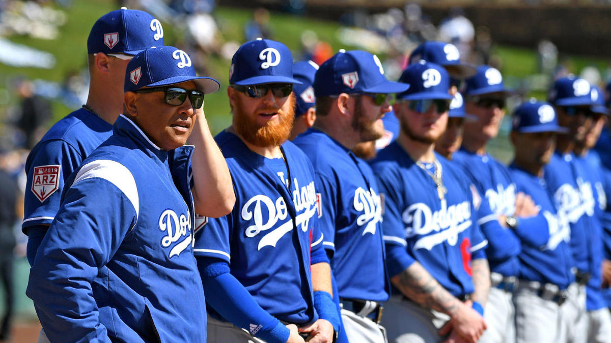 brand new 8f893 c9a3a Los Angeles Dodgers 2019 season preview: Is this the year ...