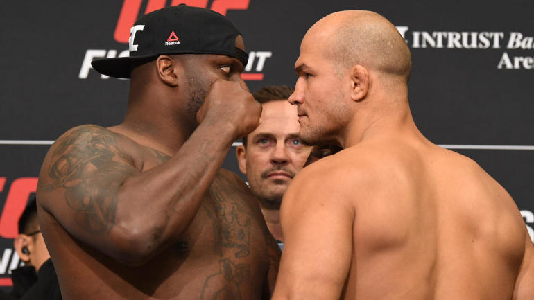 Image result for derrick lewis vs junior dos santos