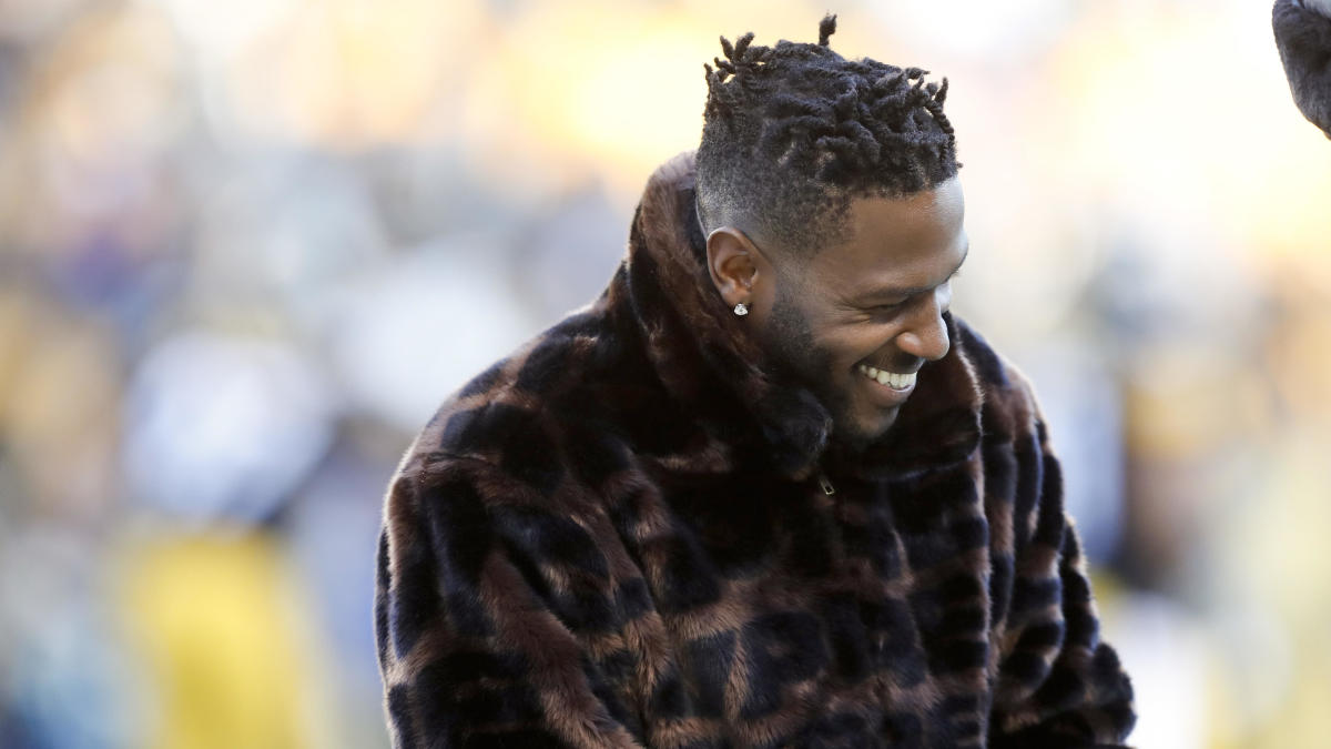 How Antonio Brown Killed Bills Trade And The Steelers