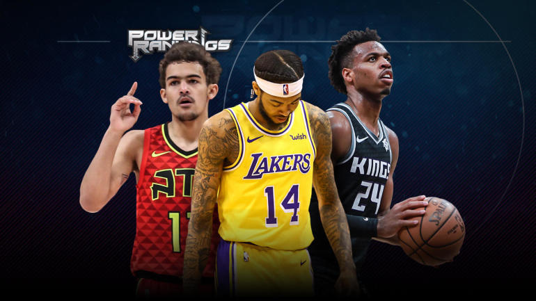 e68250687b3 NBA Power Rankings  Bucks hold top spot