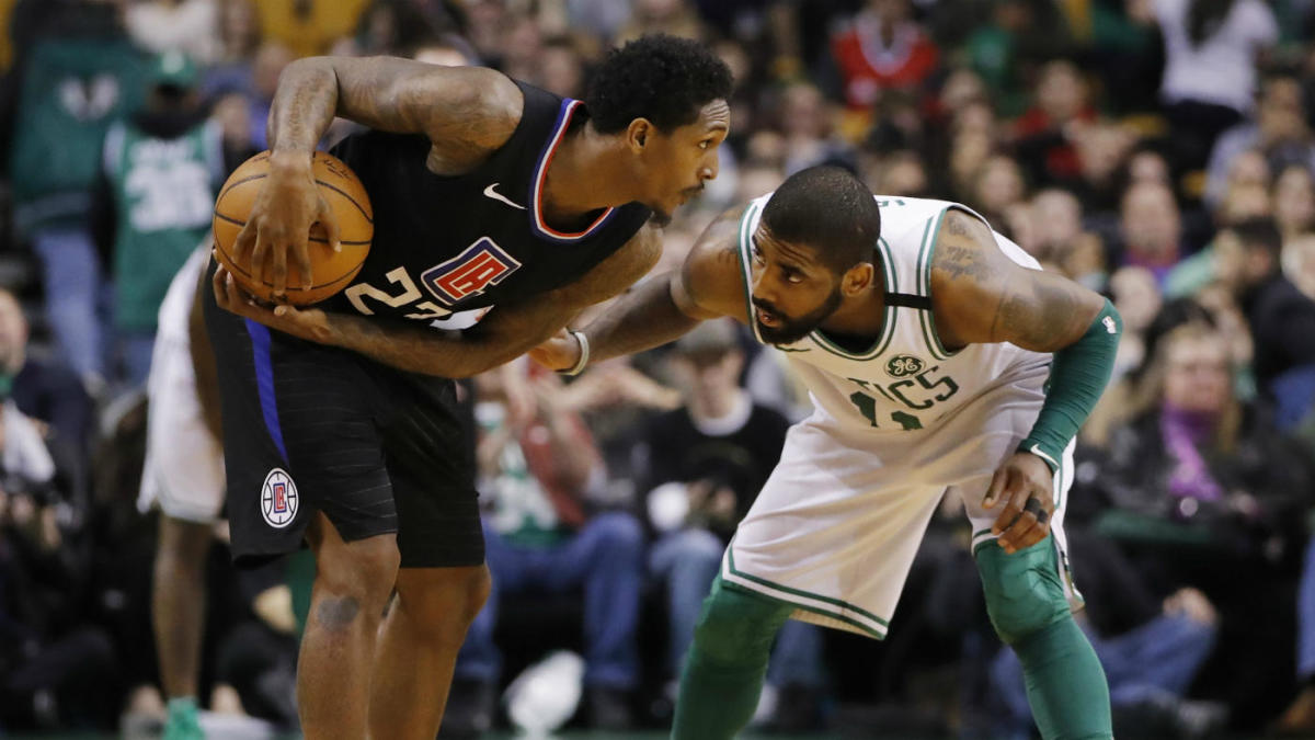 clippers vs celtics - photo #45