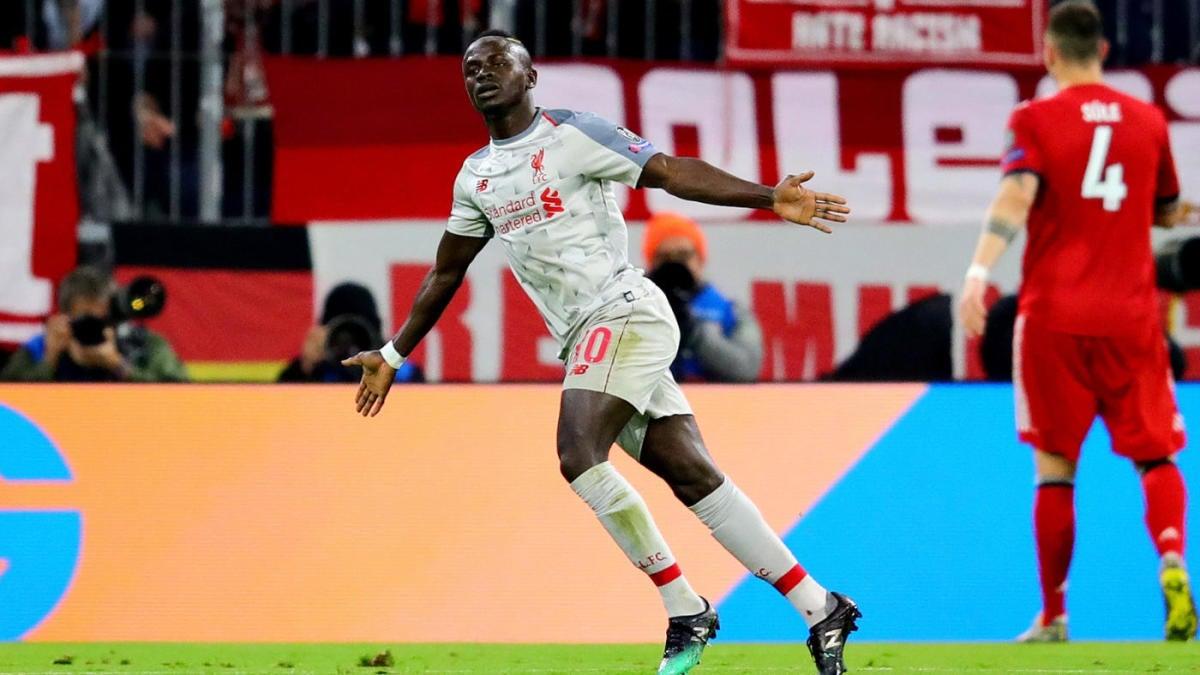 Stream Nascar Free >> Liverpool vs. Bayern Munich score: Mane, Van Dijk lift Reds into Champions League quarterfinals ...