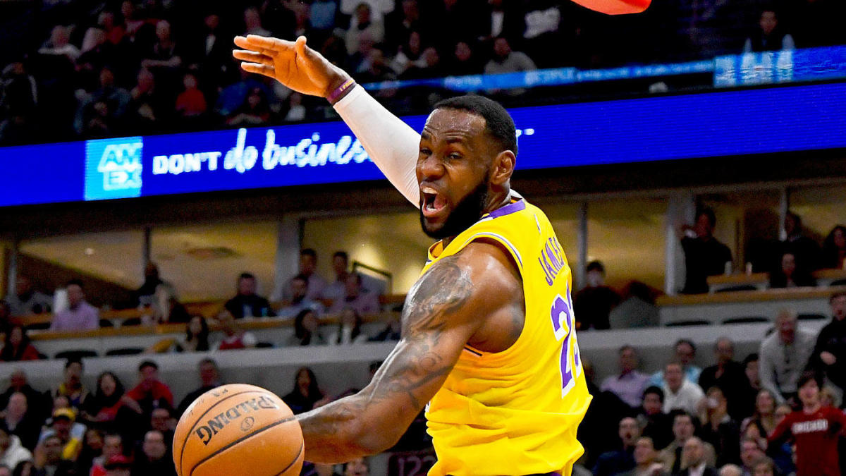Lakers vs. Clippers odds, line: 2019 NBA Opening Night picks, predictions from dialed-in computer model - CBSSports.com
