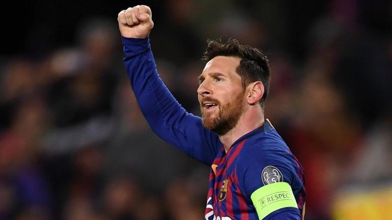 Barcelona vs. Lyon score: Messi scores two goals as Barca advances in Champions League
