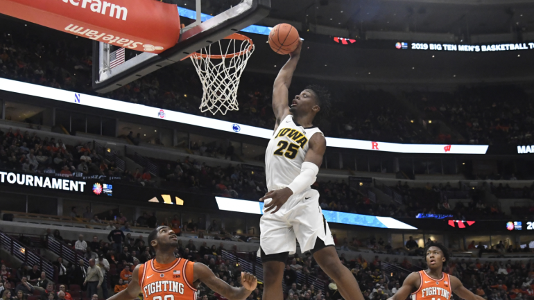 March Madness 10 Key Seniors For The 2019 Ncaa Tournament: 2019 Big Ten Tournament Bracket: Scores, Schedule, Updates