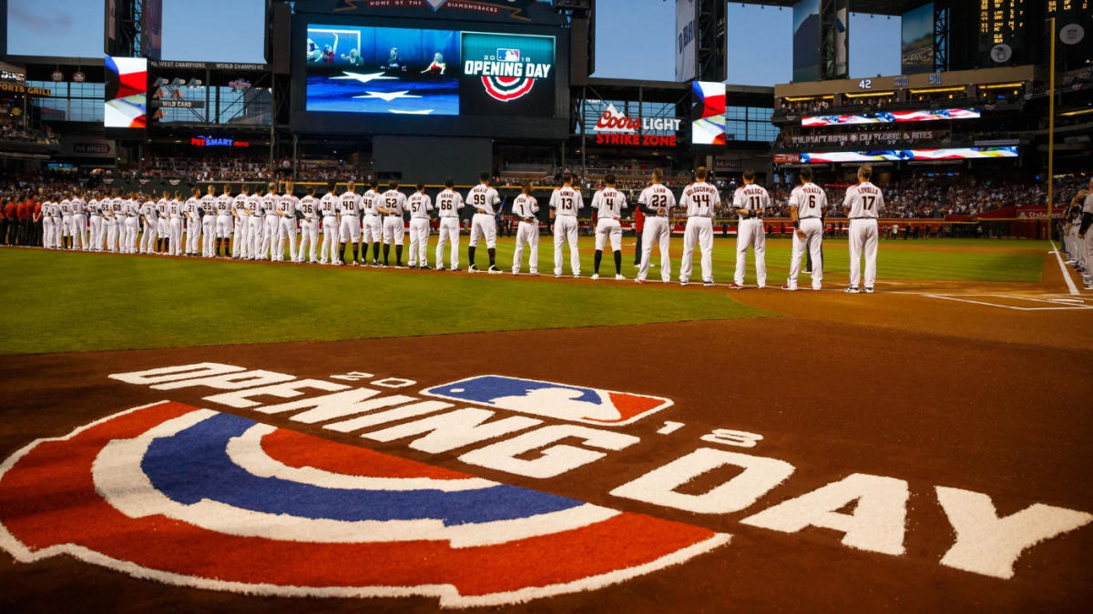 Image result for major league baseball opening day 2019