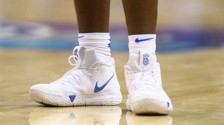 a6d3c4058dd8 Duke s Zion Williamson had the perfect response about the shoes he wore in  his first game since his sneaker blowout