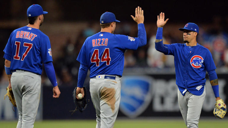 3d55f69f17b Chicago Cubs 2019 season preview  Joe Maddon s team faces a pivotal year in  Wrigleyville - CBSSports.com