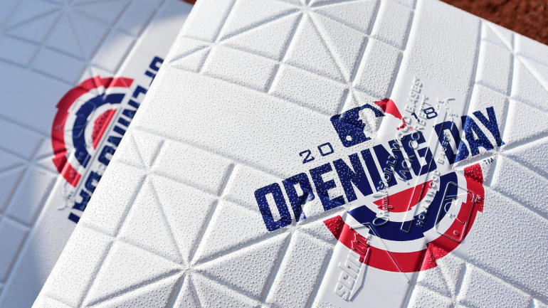 mlb opening day 2019  previews  depth charts and schedules