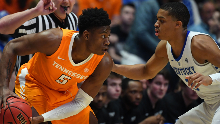 Sec Gets 7 Teams Into 2019 Ncaa Tournament: 2019 SEC Tournament Bracket: Tennessee And Auburn To Meet