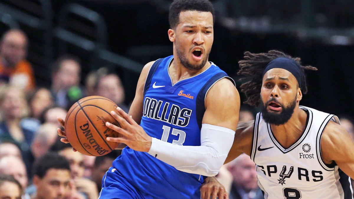 Mavericks finding the right balance in a crowded backcourt will be crucial to their success