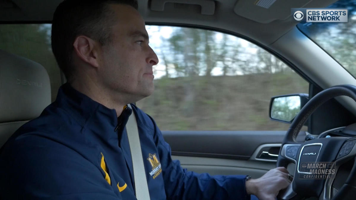 Driving with Murray State coach Matt McMahon - CBSSports com