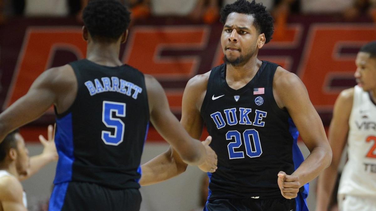 2019 NCAA Tournament: Duke gets Marques Bolden back, but