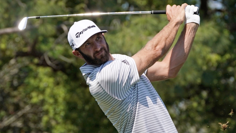 2019 Valspar Championship: Dustin Johnson contending after holding Round 1 together