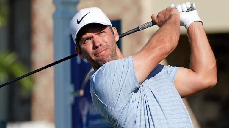 2019 Valspar Championship: Defending champ Paul Casey takes share of the lead at Innisbrook