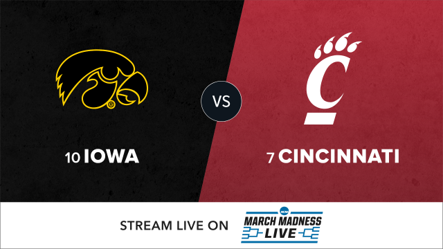 10 Iowa vs 7 Cincinnati