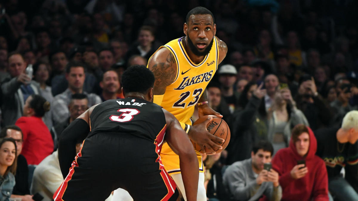 separation shoes fa408 e19d0 Dwyane Wade laments impact of injuries on LeBron James ...