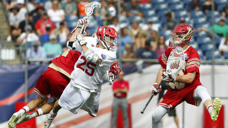 College lacrosse: Watch No. 19 Georgetown vs. No. 9 Denver on CBS Sports Digital