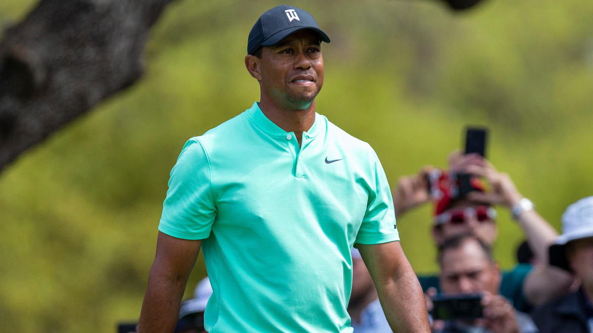 e11f1df8 2019 PGA Championship odds, field: Tiger Woods remains the betting favorite  at Bethpage Black - CBSSports.com