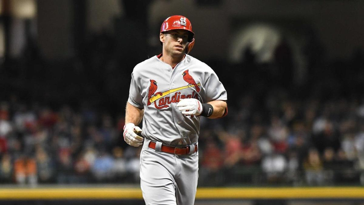 c29a3fab Paul Goldschmidt crushes three home runs for the Cardinals in win ...