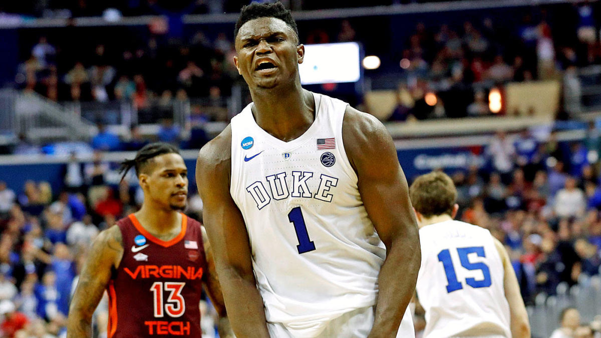Zion Williamson invited to Team USA Basketball camp, could