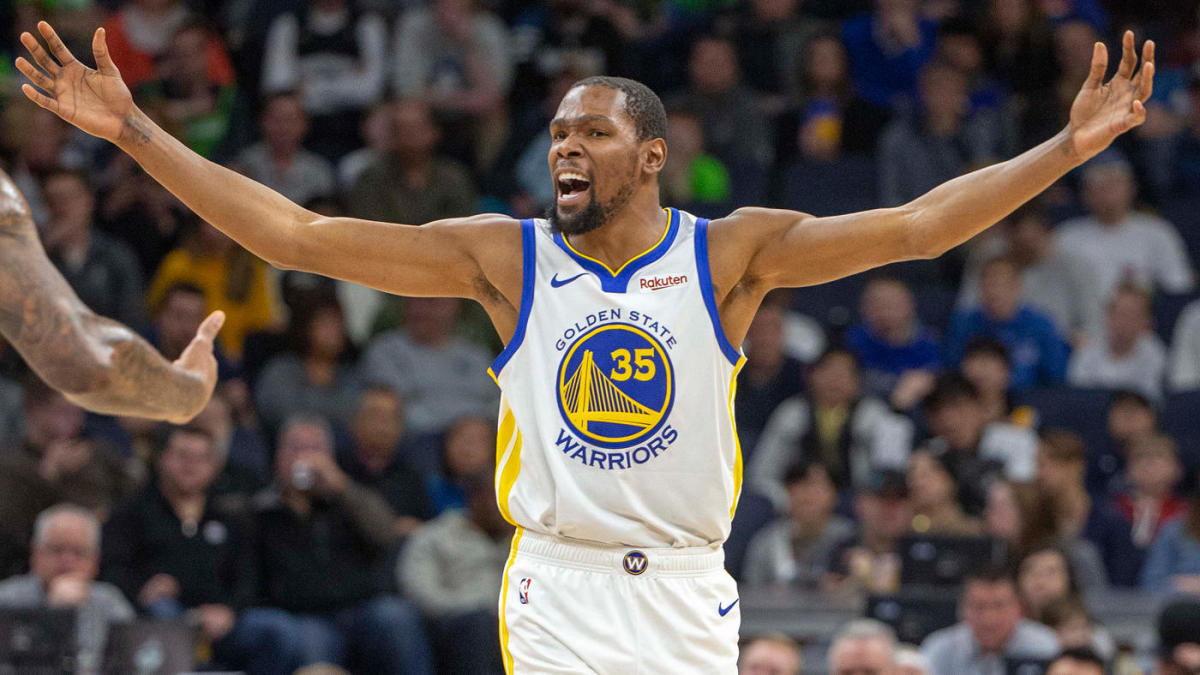 14ad6ae6bce6 Warriors star Kevin Durant s 38-point performance over Clippers highlighted  by guards  inability to stop him