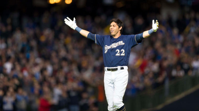 MLB scores, schedule: Christian Yelich is the MVP of March; Blue Jays' Trent Thornton strikes out eight in MLB debut