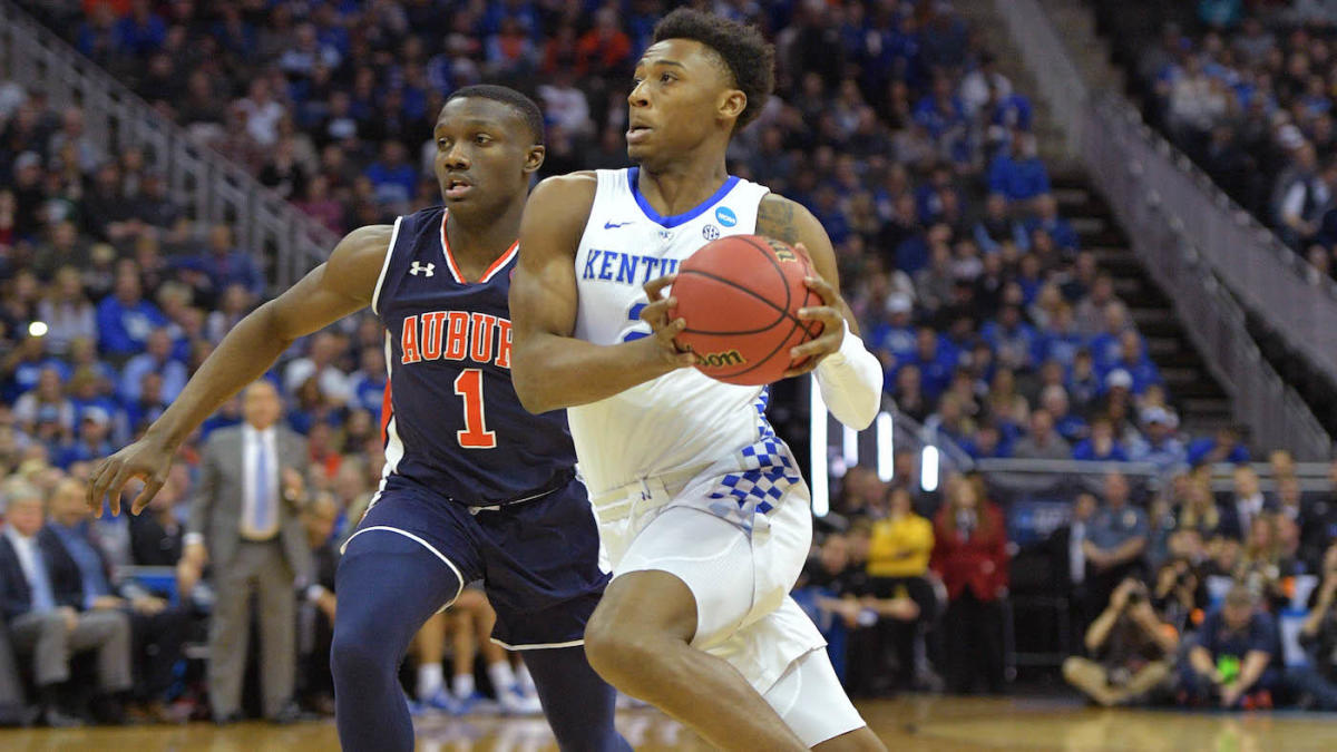 NBA Draft prospect rankings: Three Kentucky stars make the top 13 SEC players who could be drafted