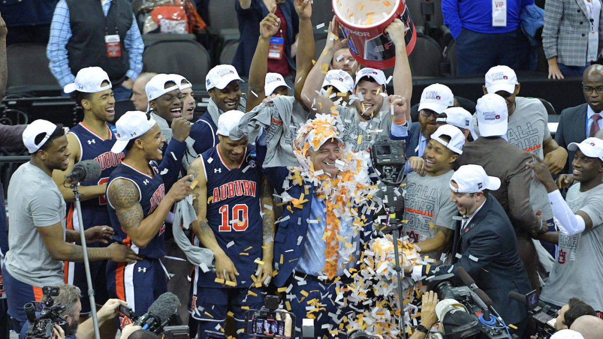 2019 Ncaa Tournament Auburn Is Playing Above Its Level As