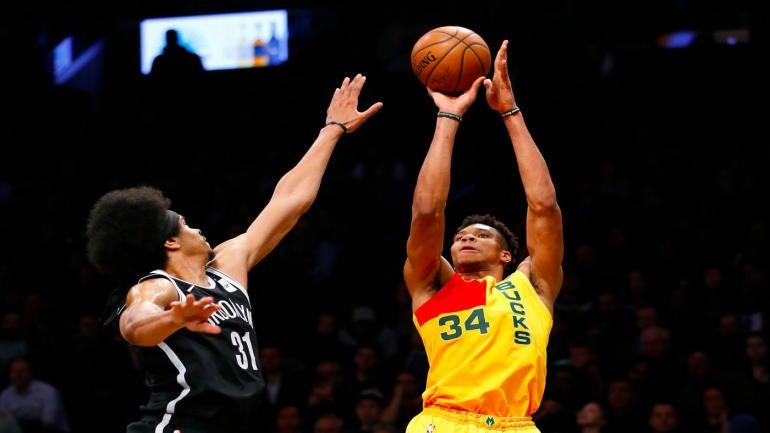 NBA scores, highlights: Bucks knock off Nets in Giannis' return; Kemba scores 47 in Hornets loss