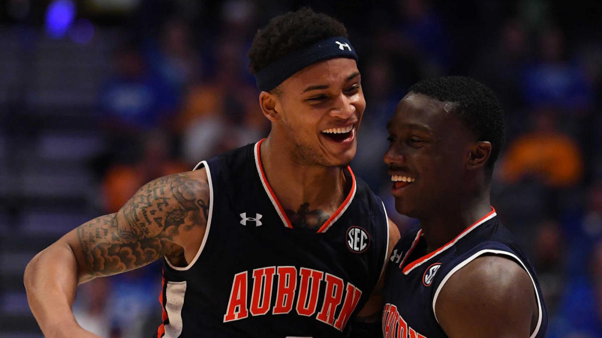 2019 Final Four Auburn S Top Two Players Jared Harper And