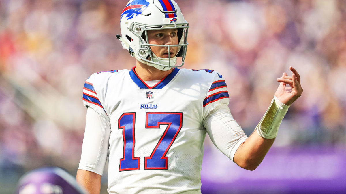 new product daeaf 80604 2019 Fantasy Football Team Previews: Can Bills ride Josh ...