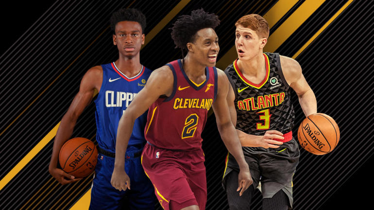 4e9b80a692a NBA Rookie Power Rankings  10 under-the-radar rookies who show the  incredible depth of the 2018 draft class - CBSSports.com