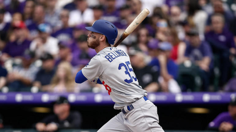 MLB schedule and scores: Cody Bellinger, Yoan Moncada continue