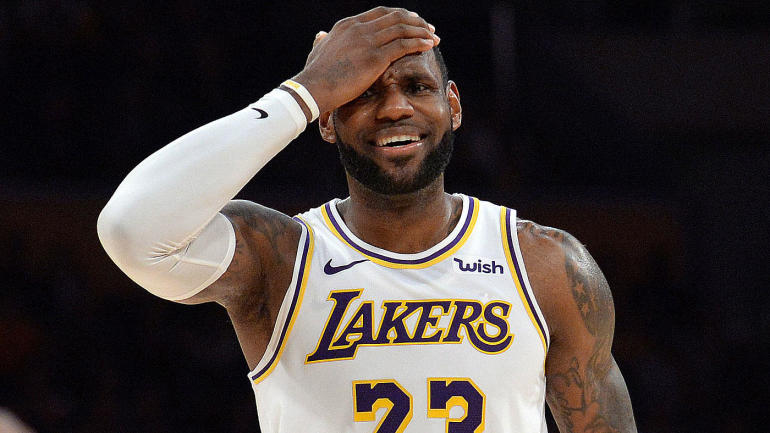 c0264faa0d3f23 LeBron James reportedly struggling to recruit top NBA players for  Space Jam   sequel - CBSSports.com