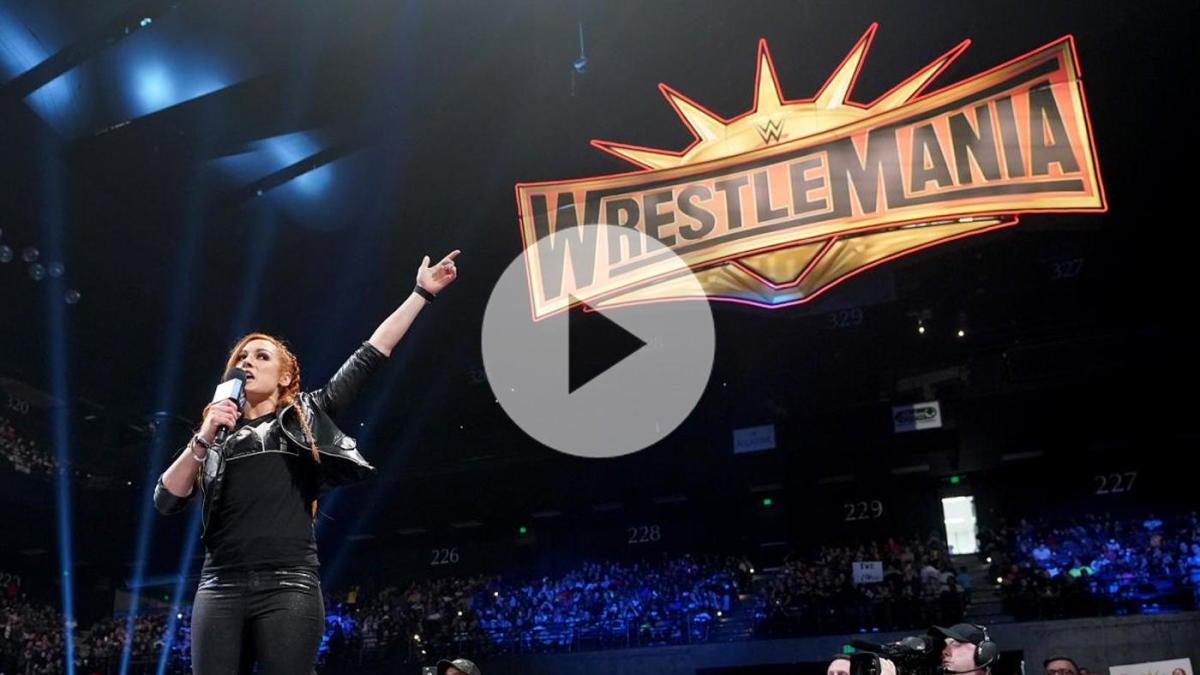 Wrestlemania 35 Live Stream