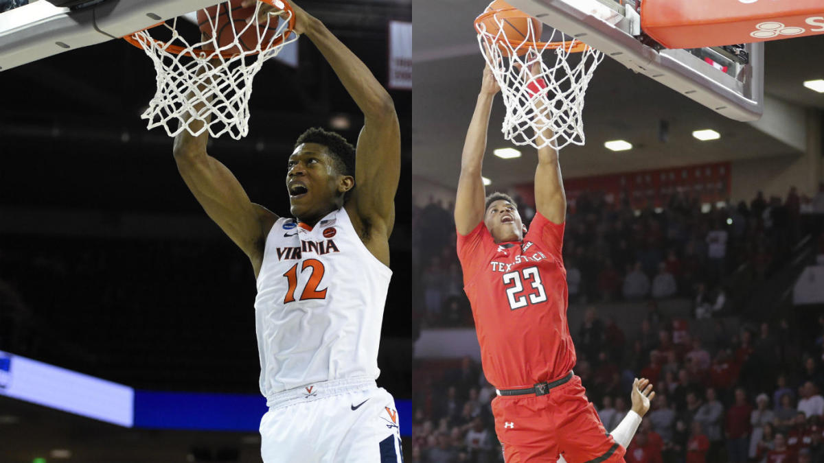 Virginia vs. Texas Tech: How two elite 2019 NBA Draft prospects quietly slipped into the NCAA title game