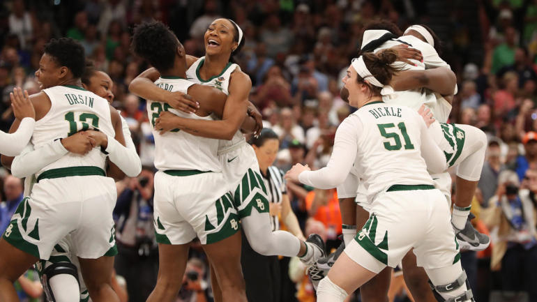 Baylor wins 3rd NCAA women's basketball championship