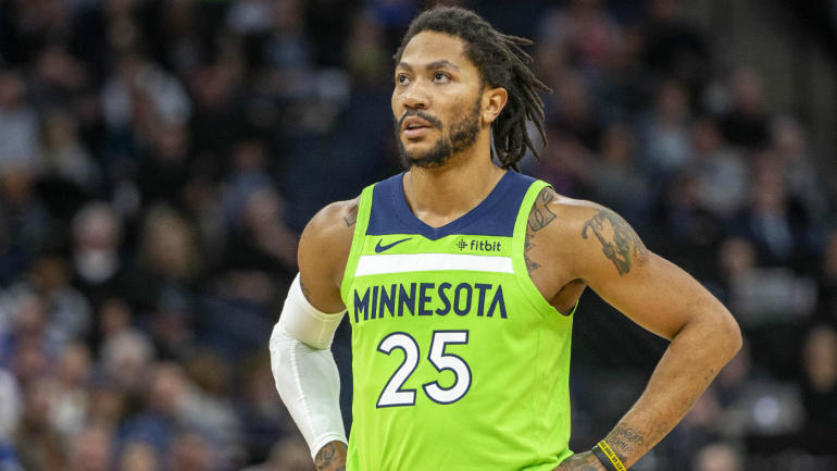 01389ba19e07 Derrick Rose s agent says former Bulls star is  open  to returning to  Chicago in free agency - CBSSports.com