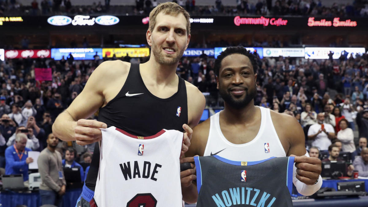 Image result for wade and dirk