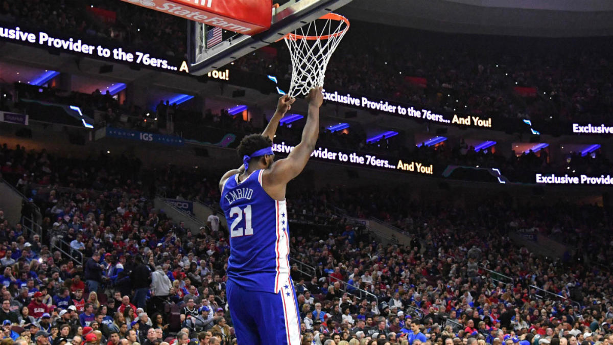 Joel Embiid injury update: Sixers star may not play in Game 1 of
