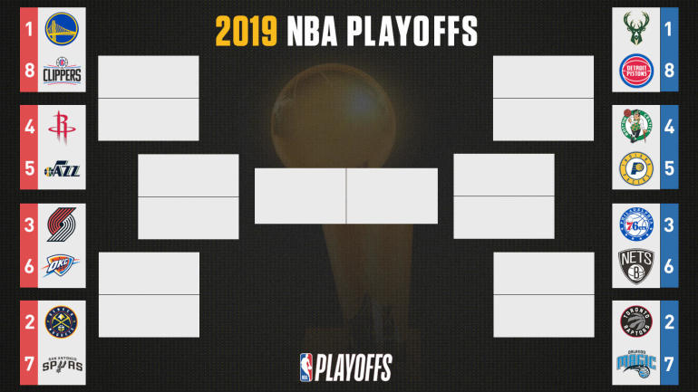 Image result for nba playoffs 2019