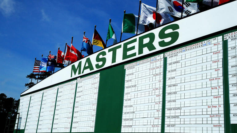 2019 Masters leaderboard: Live coverage, Tiger Woods score, golf scores on Thursday