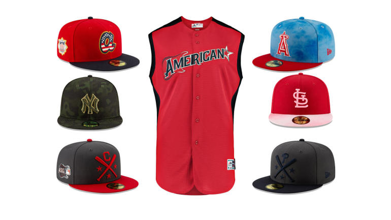 896ff61ce66 MLB releases 2019 caps and uniforms for holidays
