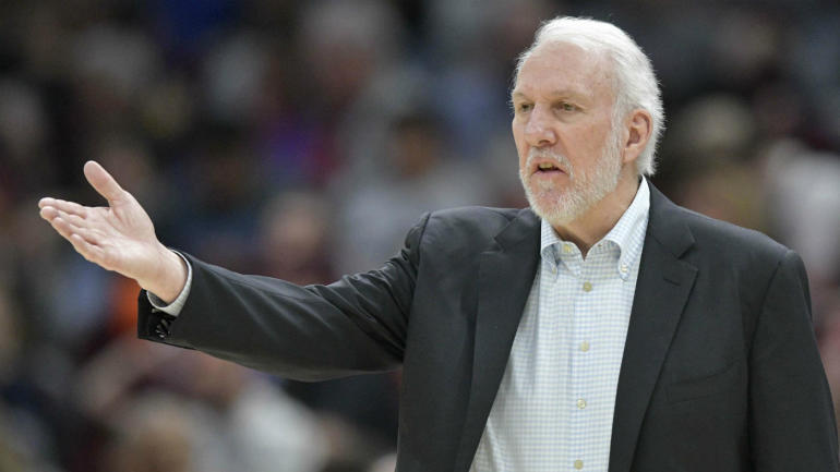 NBA Playoffs 2019: Spurs' Gregg Popovich becomes winningest coach in NBA history