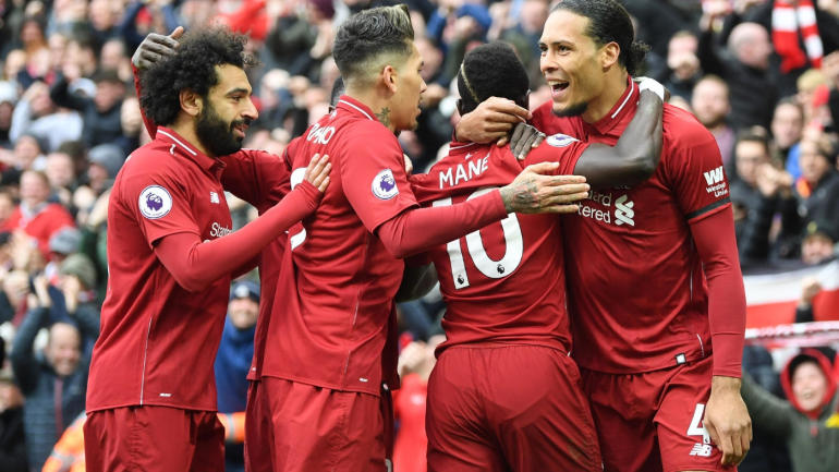Liverpool vs. Chelsea score: Salah, Mane score as Reds move back into first place in Premier League