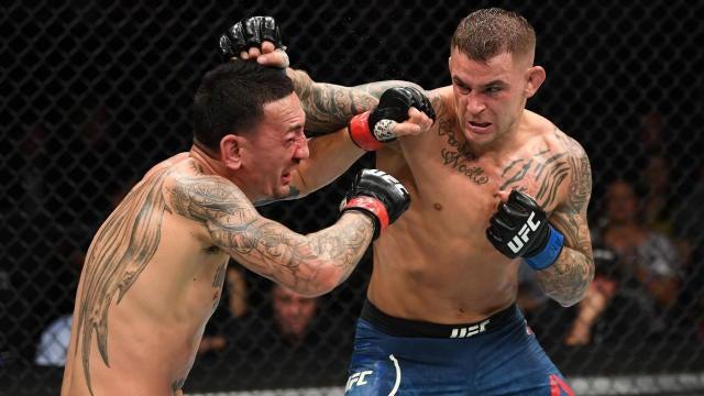 UFC Fight Night -- Dustin Poirier vs. Dan Hooker: Fight card, date ...