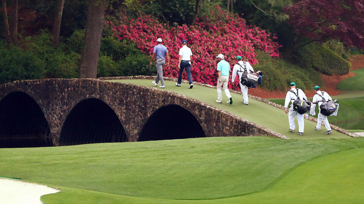 2020 Masters to proceed as scheduled while Augusta National monitors  coronavirus outbreak - CBSSports.com