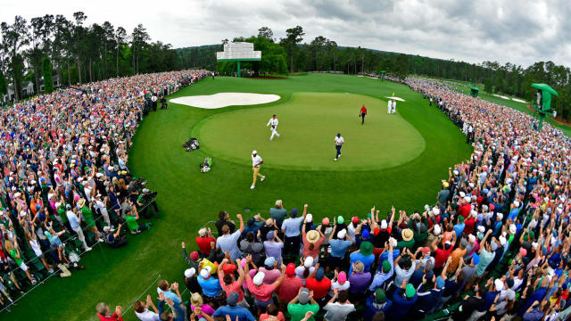 2021 Masters Augusta National Aims To Allow Limited Number Of Patrons To Attend In April Cbssports Com